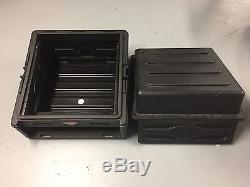 Used SKB 1SKB-R102 10 x 2 Roto Rack Case