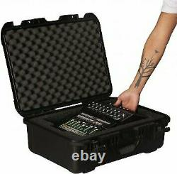 Waterproof Mackie DL1608 Mixer Case