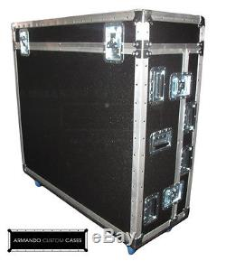 YAMAHA CL-5 MIXER WithDHC Custom Heavy Duty Road Case Made In USA