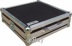 YAMAHA MG 16/4 FX Swan Flight Case Digital Audio Mixer (Hex)