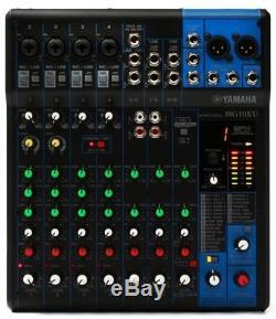 Yamaha Mixer MG10XU