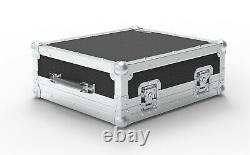 Zoom LiveTrak L20 Mixer Flight Case with Removable Lid Manufactured in the UK